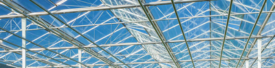 VanLooveren - greenhouse glass and synthetics panels